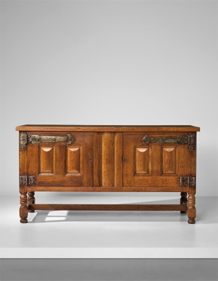 Unique sideboard, designed for Little Thakeham, Thakeham, West Sussex