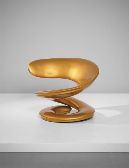 'Spirale' chair