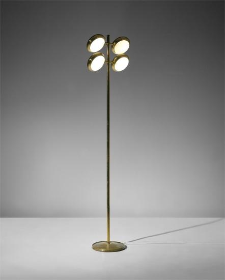 870a889f28d Fontana Arte - Adjustable standard lamp