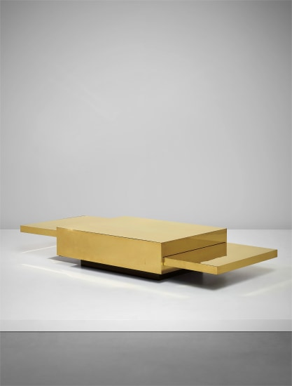 '2000' extendable coffee table, from the 'Plurimi' series