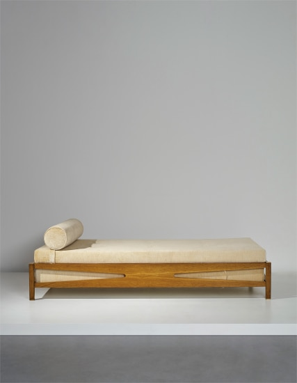 Daybed, designed for a private commission, Milan