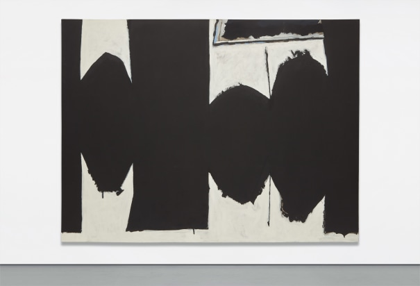 Robert Motherwell and Black