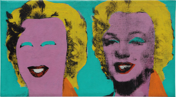 Two Marilyns