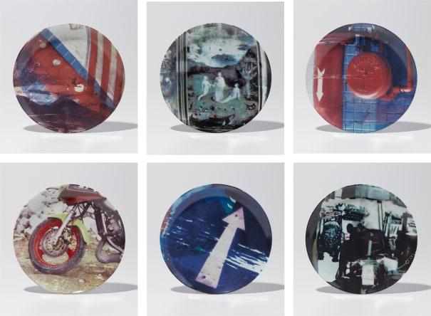 Guggenheim Retrospective Plates