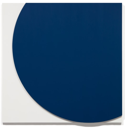 Dark Blue Relief