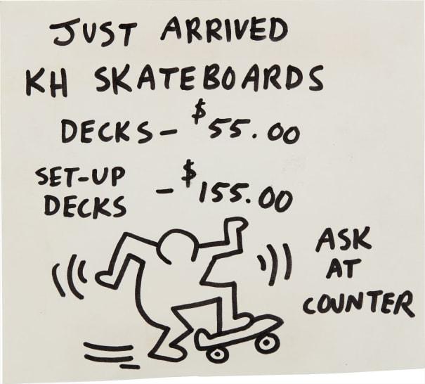 Pop Shop Signage (Skateboards)