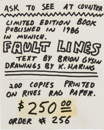 Pop Shop Signage (Fault Lines)