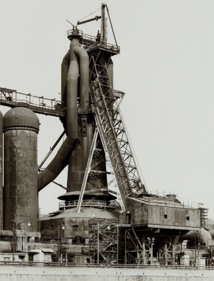 Youngstown Works Blast Furnace 4
