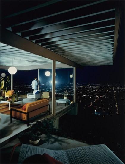Case Study House No. 22, Los Angeles, Pierre Koenig, Architect
