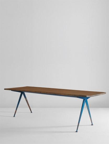 """Compas"" cafeteria table, model no. 512"