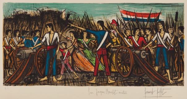 La prise de la Bastille (The Storming of the Bastille)