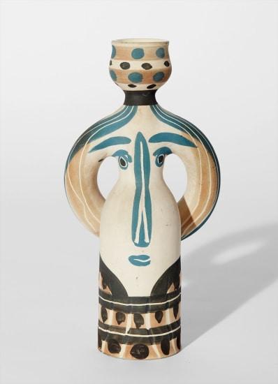 Woman Lamp (Lampe femme)