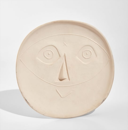 Head with Mask (Tête au masque)