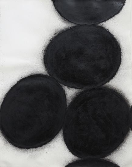Six Black Eggs