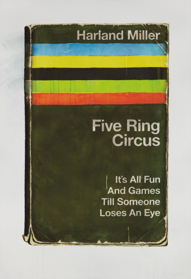 Five Ring Circus-It's All Fun and Games Till Someone Loses an Eye