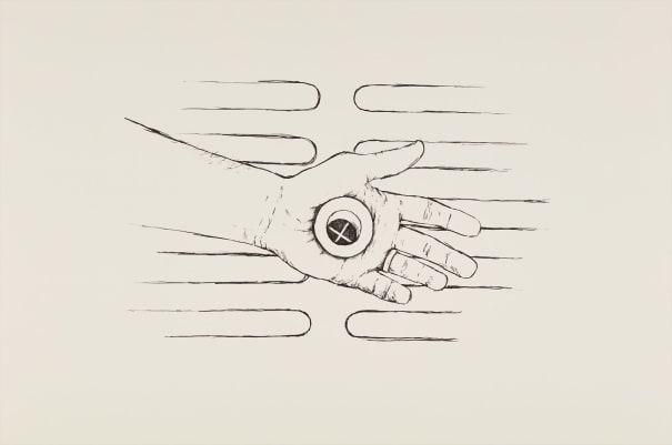 Untitled (Hand Drain)