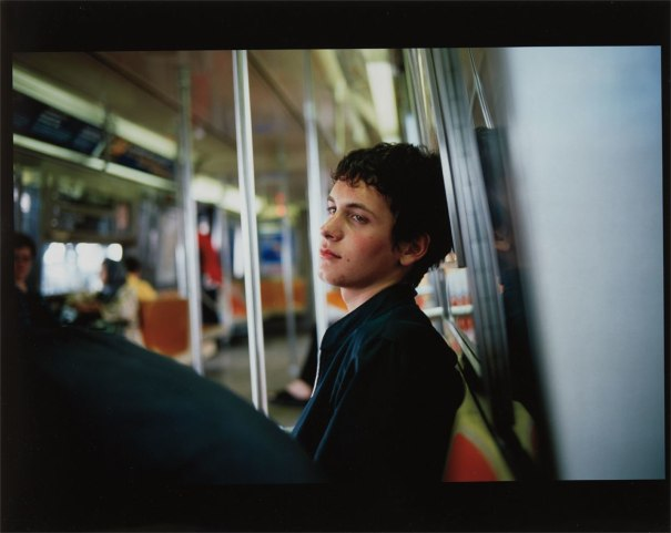 Simon on the Subway