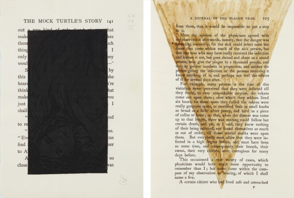 Black Alice; and A Journal of the Plague Year