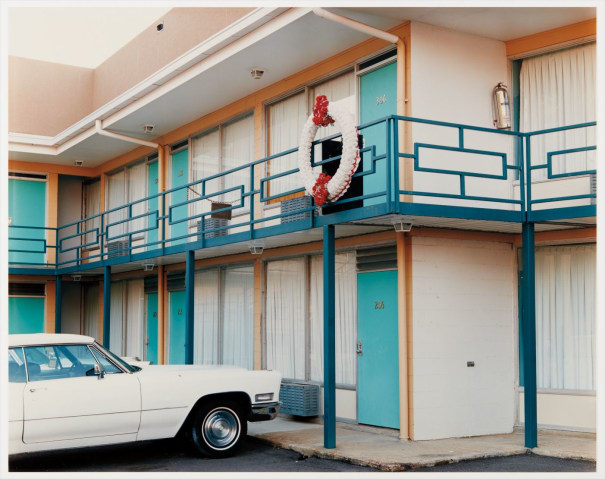 The National Civil Rights Museum, Formerly the Lorraine Motel, 450 Mulberry Street, Memphis Tennessee, August 1993