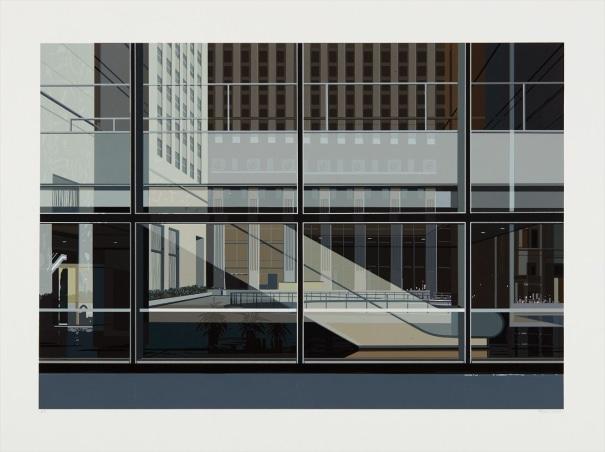 Manhattan, from Urban Landscapes No. 3