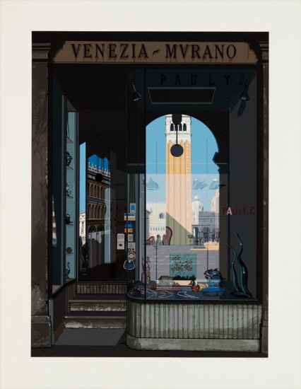 Venezia-Murano, from Urban Landscapes No. 2