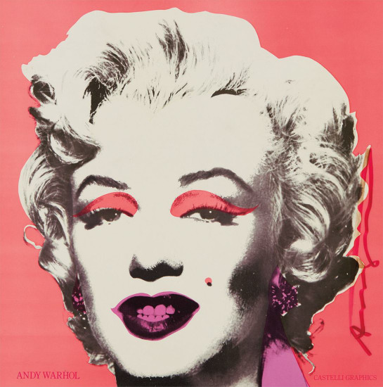 Marilyn (Announcement)