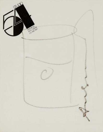 Campell's Soup Can Drawing