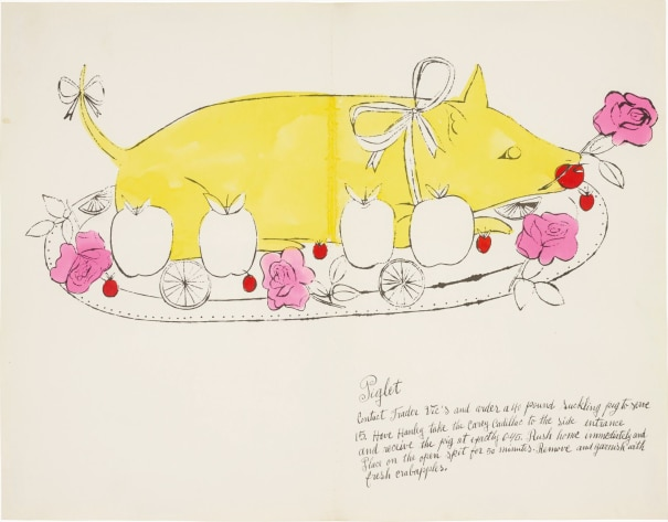 Piglet, from Wild Raspberries