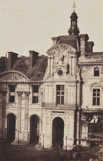 Pavillon de Rohan, Nouveau Louvre, Paris