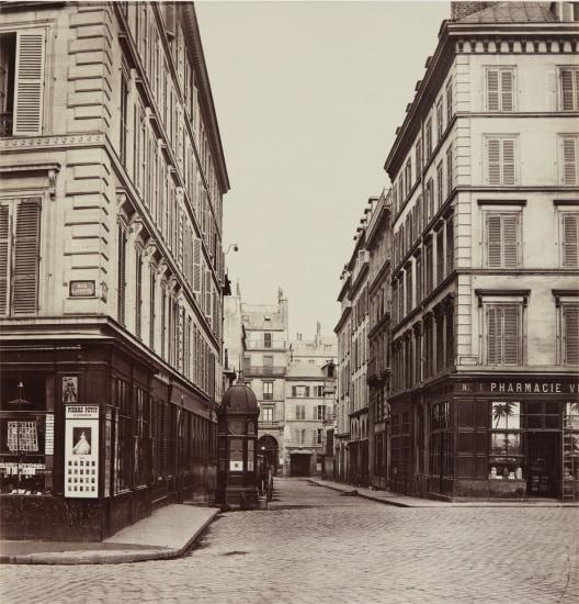 Rue Ollivier vers la rue St-Georges
