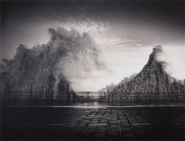 Wave, Scarborough, Yorkshire, England