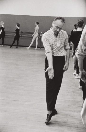 George Balanchine, New York City