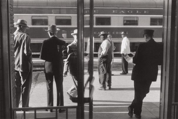 Railway station, St. Louis, Missouri