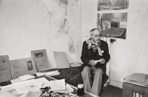 Pierre Bonnard, Le Cannet, France