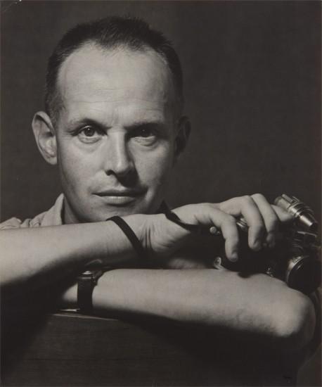 Portrait of Henri Cartier-Bresson