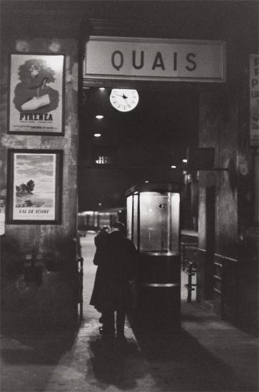 Railway station, 10th arrondissement, Paris