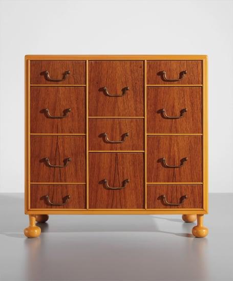 Miniature cabinet, model no. 2225