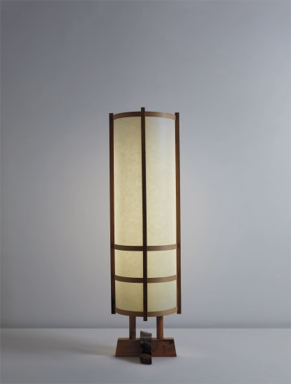 """Kent Hall"" floor lamp"