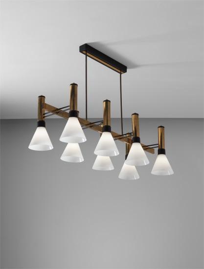 Ceiling light, model no. 1202