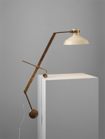 """Libra-Lux"" counterbalance table lamp"