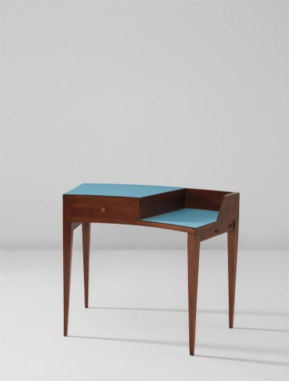 """Dattilo"" desk, designed for the Vembi-Burroughs offices, Turin"