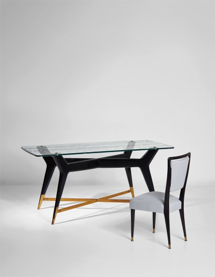 Table and side chair