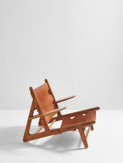 """Hunting"" chair, model no. 2229"