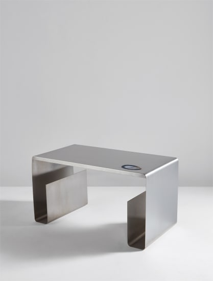"""Pliée"" low table"