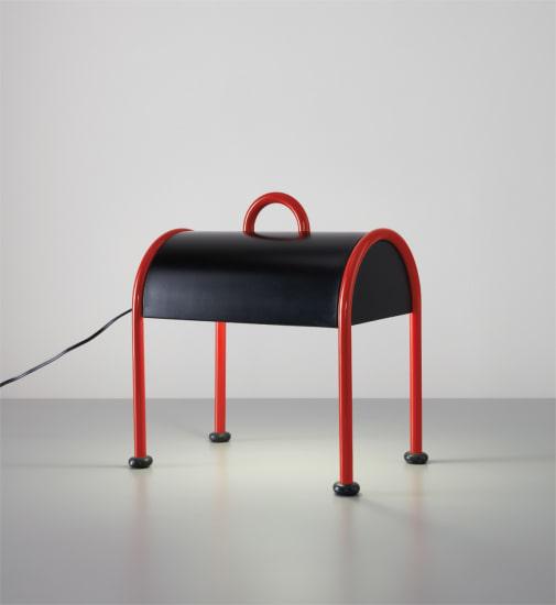 """Valigia"" table lamp"