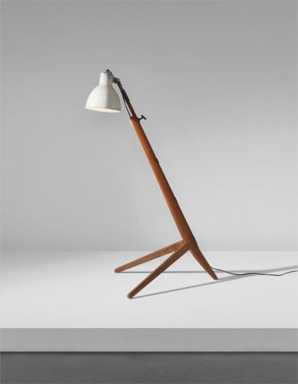 "Rare ""Mitragliera"" floor lamp"