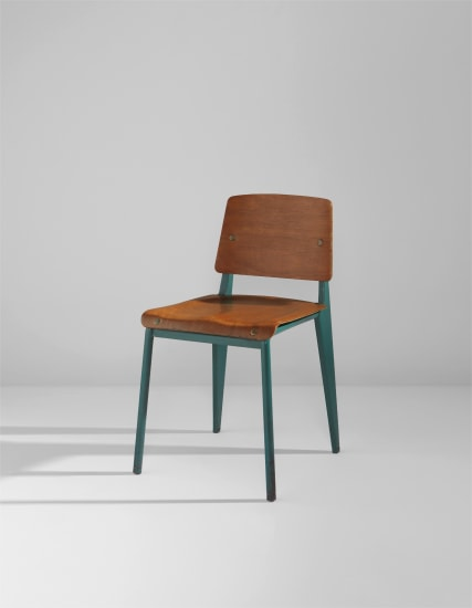 Rare chair, model no. 4
