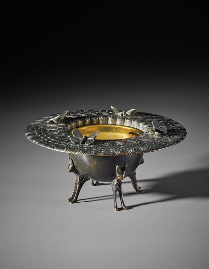 Ashtray, model no. 1901