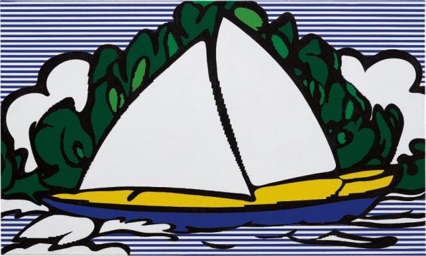 Boat on Geneva Lake