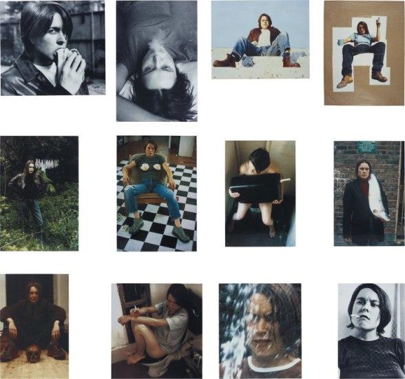 Self Portraits 1990-1998 (complete portfolio of 12 works)